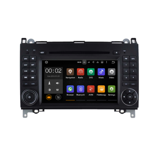 Picture of Display - MERCEDES VITO 2015> AN7068V GPS