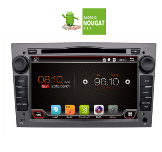 Picture of Display - OPEL Corsa 2003 - 2011 AN7619GPS