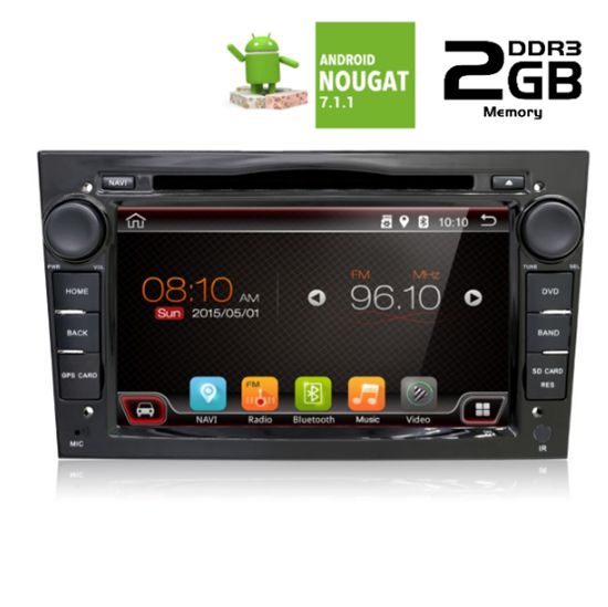 Picture of Display - OPEL Corsa 2003 - 2011 AN7719GPS