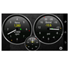Picture of Display - OPEL Corsa 2003 - 2011 AN7019GPS
