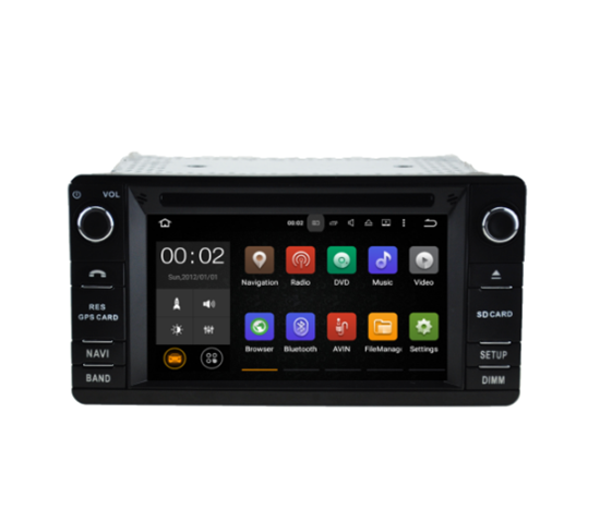 Picture of Display - Οθόνη - MITSUBISHI L200 2014> AN7930 GPS