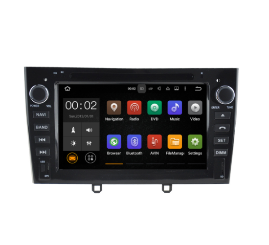 Picture of Display - PEUGEOT 308 2007-2012 AN7083GPS