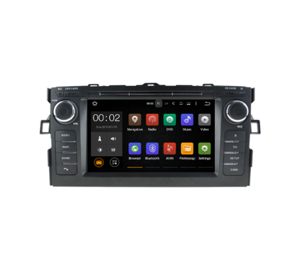 Picture of Display - TOYOTA AURIS 2007-2012 AN7028GPS