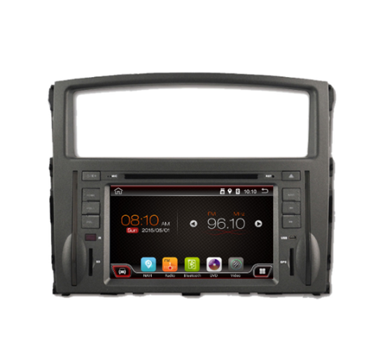 Picture of Display -  MITSUBISHI PAJERO 2007> AN7038 GPS