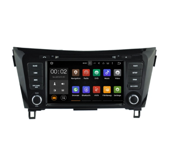 Picture of Display - NISSAN Qashqai 2013>  AN7353GPS