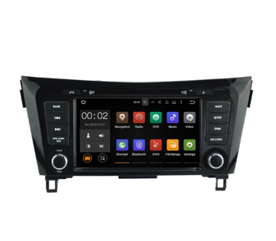 Picture of Display - NISSAN XTrail 2013>  AN7353GPS
