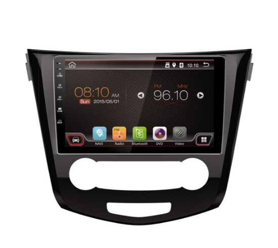 Picture of Display - NISSAN XTrail 2013> A/C  AN7472GPS
