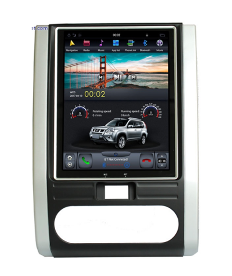 Picture of Display - NISSAN XTrail 2007-2013  AN1201GPS