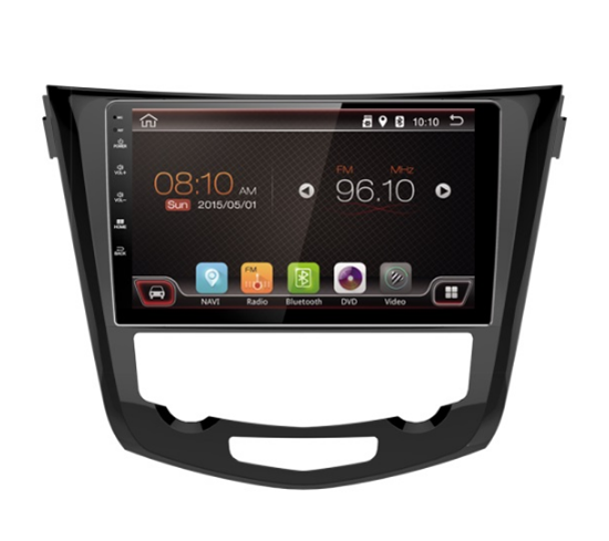 Picture of Display - NISSAN XTrail  2013> CLIMA  AN7473GPS