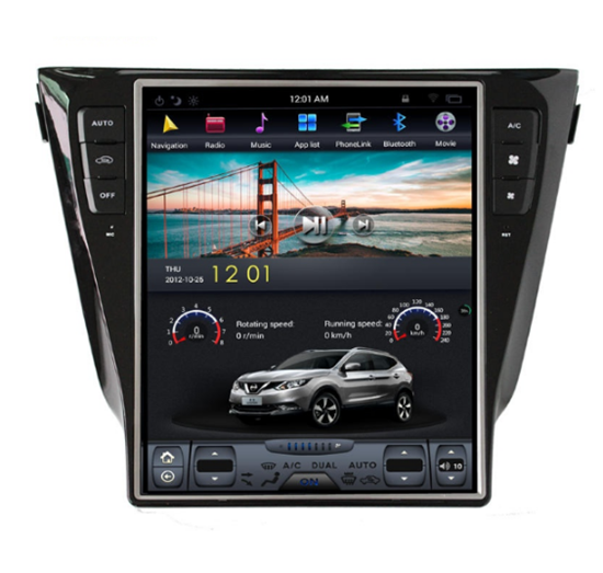 Picture of Display - NISSAN XTrail  2014>  AN1473GPS