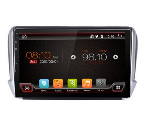 Εικόνα από Οθόνη Tablet - PEUGEOT 208 2012> AN7974GPS