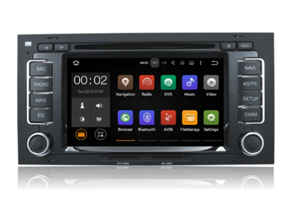 Picture of OEM Display - VW Touareg 2003 - 2011 AN 7042 GPS