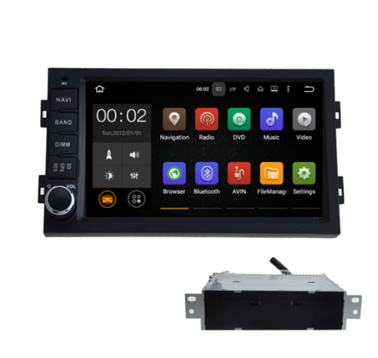 Picture of Display - PEGEOT 308 2013> AN7190 GPS Android