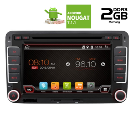 Picture of OEM Display - SEAT Altea 2003-2014 AN7704GPS