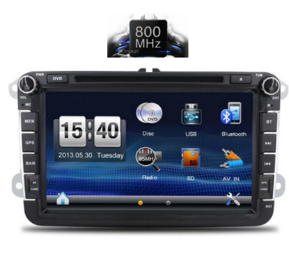 Picture of OEM Display - SEAT Altea 2003-2014 CR1004GPS