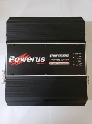 Εικόνα της POWERUS - PW1600 1Ω