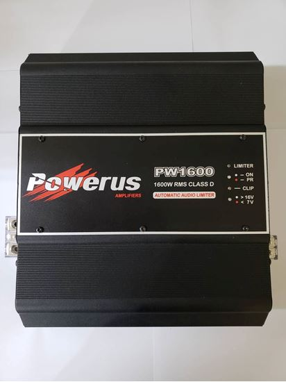 Picture of POWERUS - PW1600 0,5Ω