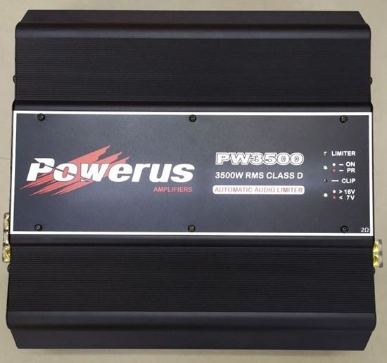 Picture of POWERUS - PW3500 0,5Ω
