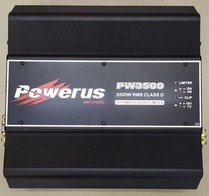 Εικόνα της POWERUS - PW3500 1Ω