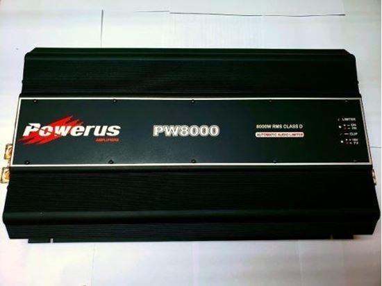 Εικόνα από POWERUS - PW8000 0,5Ω