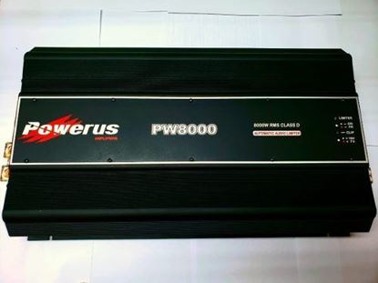Picture of POWERUS - PW8000 1Ω