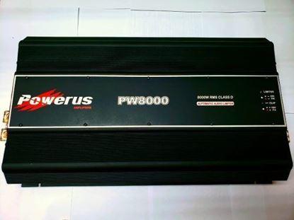 Εικόνα της POWERUS - PW8000 1Ω
