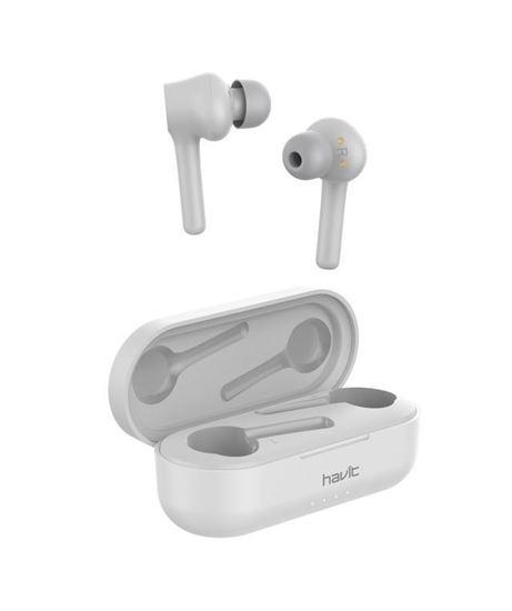 Εικόνα από Ακουστικά Earbuds - Havit i92 TWS (WHITE)