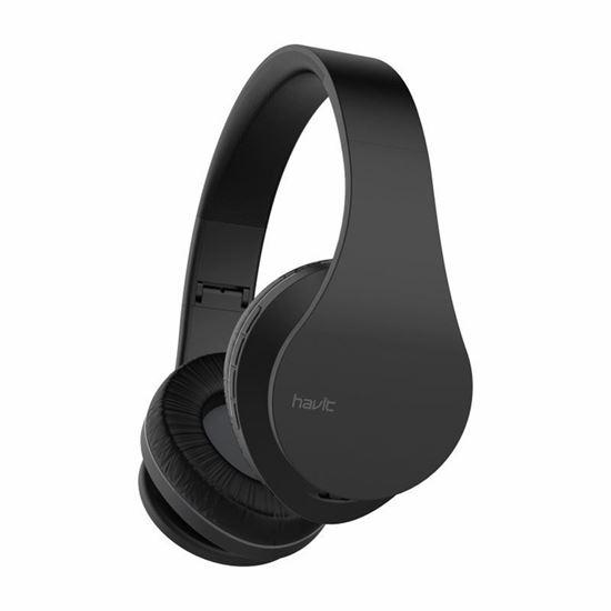 Picture of Wireless Headphones - Havit I66 (BLACK)