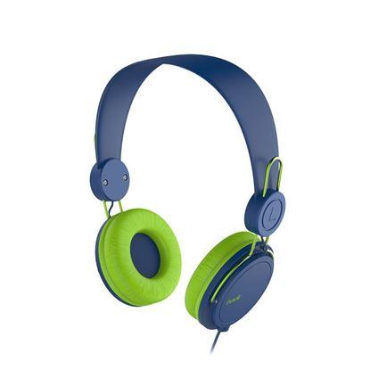 Εικόνα της Καλωδιακά Ακουστικά - Havit H2198d (PURPLE & GREEN)