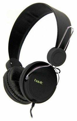 Εικόνα της Καλωδιακά Ακουστικά - Havit H2198d (BLACK)