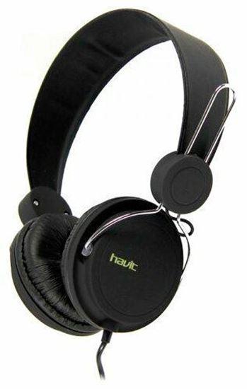 Picture of Wired Headphones - Havit H2198d (BLACK)