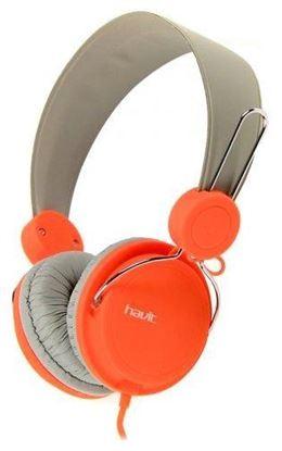 Εικόνα της Καλωδιακά Ακουστικά - Havit H2198d (GREY & ORANGE)