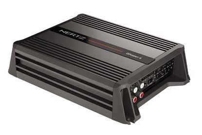 Picture of Car Amplifier - Hertz DPower 4