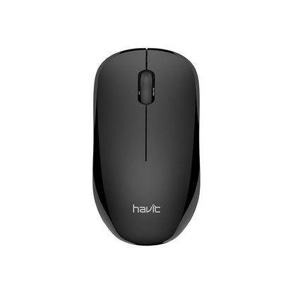 Picture of Wireless Mouse - Havit MS66GT (BLACK)