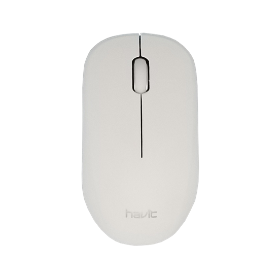 Picture of Wireless Mouse - Havit MS66GT (WHITE)