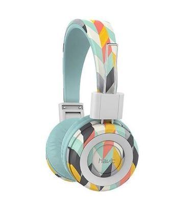 Εικόνα της Καλωδιακά Ακουστικά - Havit H2238d (BLUE)