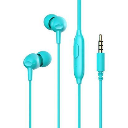 Εικόνα της Καλωδιακά Ακουστικά - Havit E48P (BLUE)