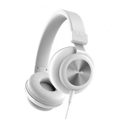 Εικόνα της Καλωδιακά Ακουστικά - Havit H2263d (WHITE)
