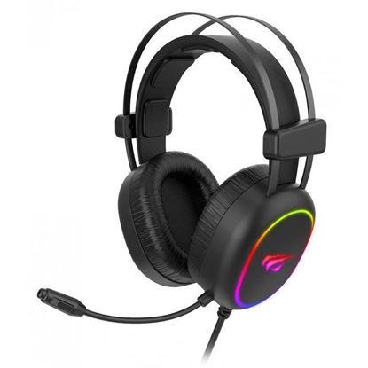 Εικόνα της Gaming Ακουστικά - Havit H2016d 3,5 mm + USB