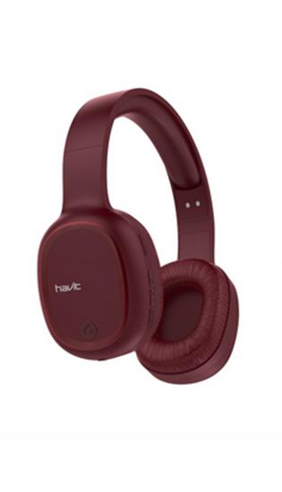Εικόνα από Ασύρματα Ακουστικά Havit - H2590BT (Red)