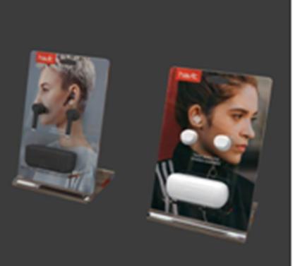 Εικόνα της TWS Single product exhibition rack - Havit