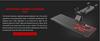Εικόνα από Gaming Αξεσουάρ Γραφείων - Eureka Ergonomic® AKB-02 πτυσσόμενη βάση πληκτρολογίου ρυθμιζόμενης γωνίας