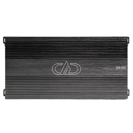 Picture of Car Amplifier - DD AUDIO - C4.100