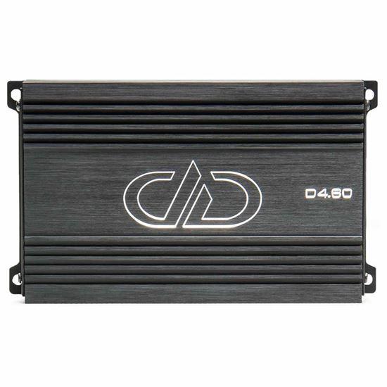 Picture of Car Amplifier - DD AUDIO - D4.60