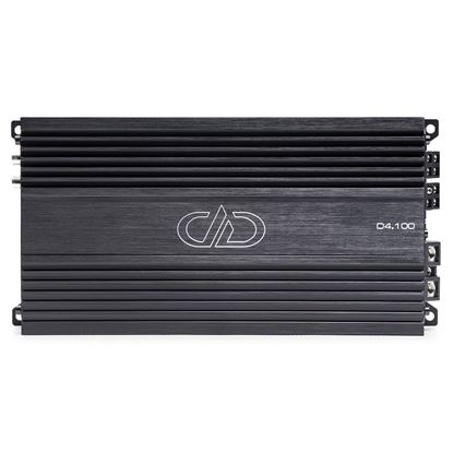 Picture of Car Amplifier - DD AUDIO - D4.100
