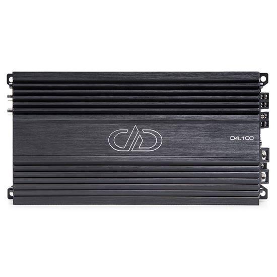 Picture of Car Amplifier - DD AUDIO - D4.100