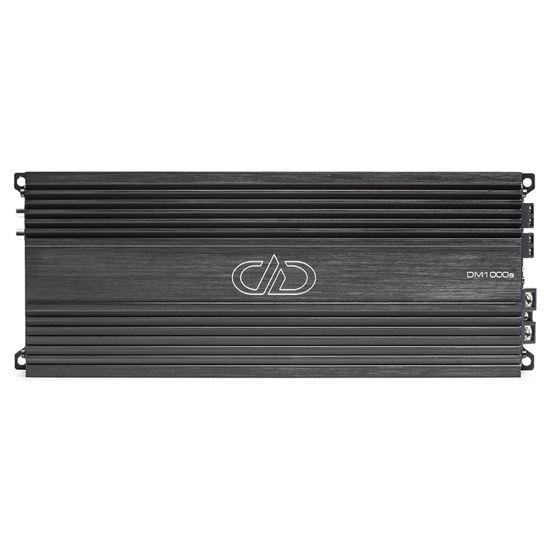 Picture of Car Amplifier - DD AUDIO - DM1000a