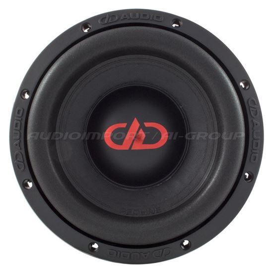 Picture of Car Subwoofer - DD REDLINE 508d D2