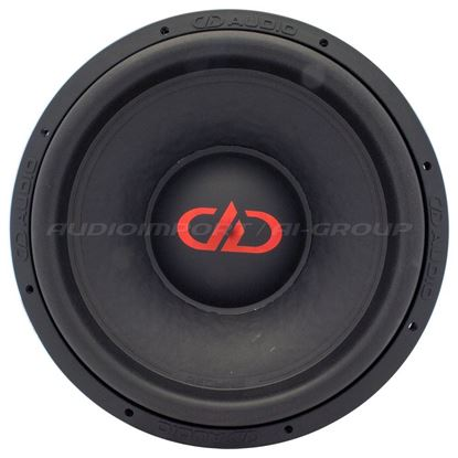 Picture of Car Subwoofer - DD REDLINE 715d D2