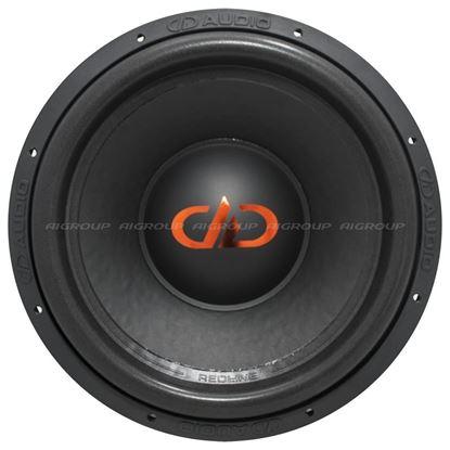 Picture of Car Speakers - DD REDLINE 818d D1